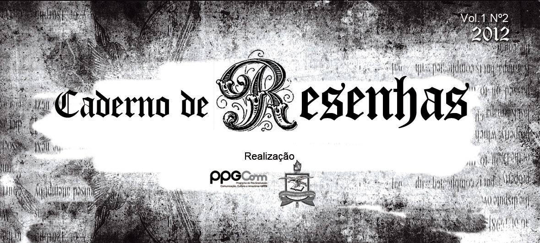 CADERNO DE RESENHAS