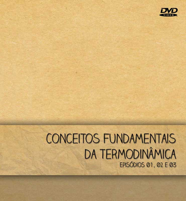 DVD Termodinâmica - Capa