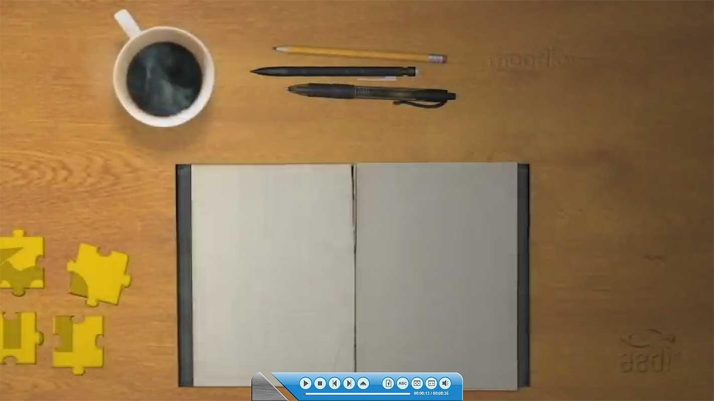 Vídeo Plataforma Moofdle - Abertura (Captura de tela)