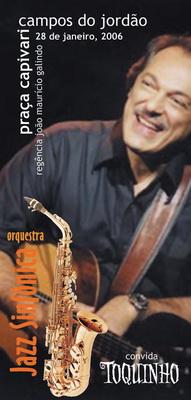 Jazz Sinfônica convida Toquinho