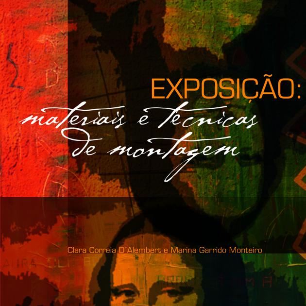 Capa do livro Exposição: materiais e técnicas de montagem