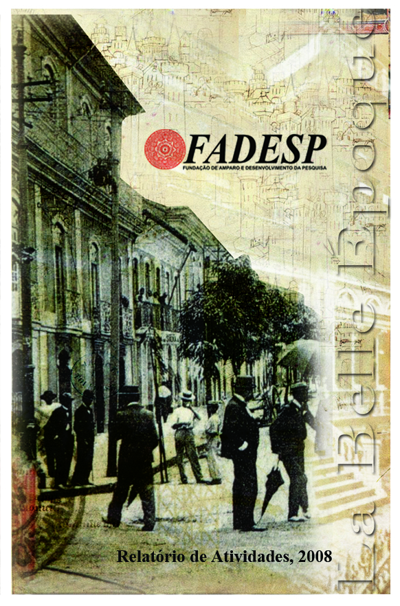 Estudos Fadesp 2008