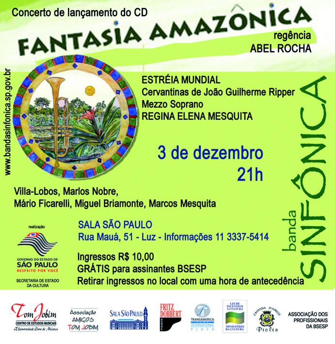 Folha de São Paulo - Caderno 2 - Fantasia Amazônica