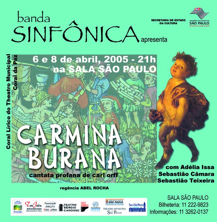 Folha de São Paulo - Caderno 2 - Carmina Burana