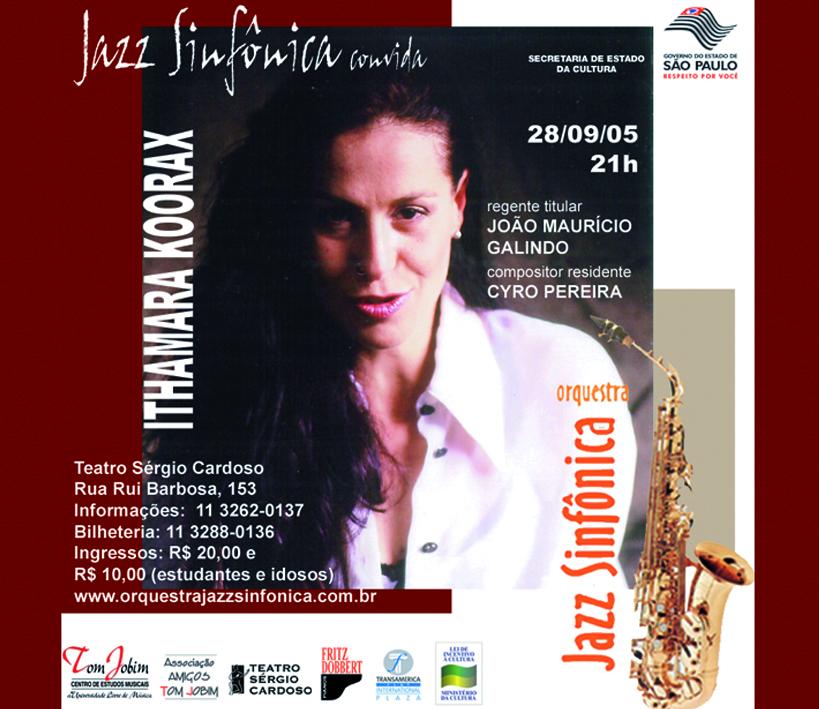 Guia OESP jazz - Ithamara Koorax