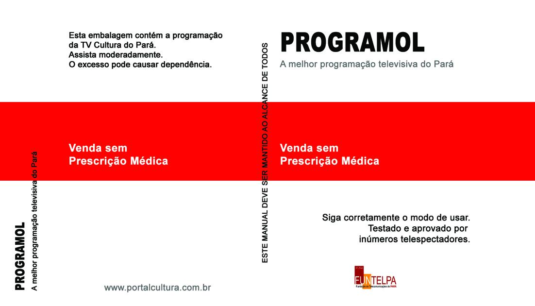 Programação TV Cultura do Pará